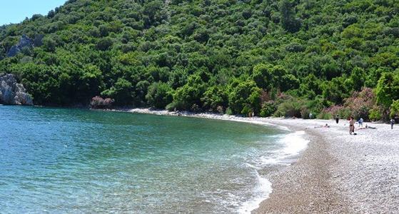 denize girilecek sakin yerler kafa dinlemelik sahiller antalya