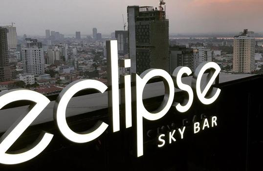 eclipse sky bar