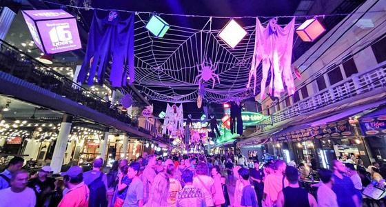 kamboçya gece hayatı pub street