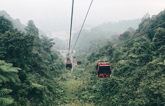 malezya gezilecek yerler genting highlands