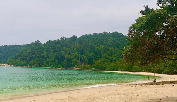 pangkor adası