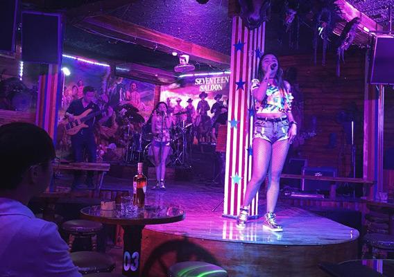 vietnam da nang gece hayatı seventeen saloon