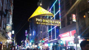 vietnam gece hayatı walking street