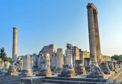 didim gezilecek yerler apollon tapınağı
