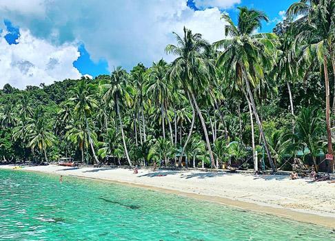 filipin adaları port barton