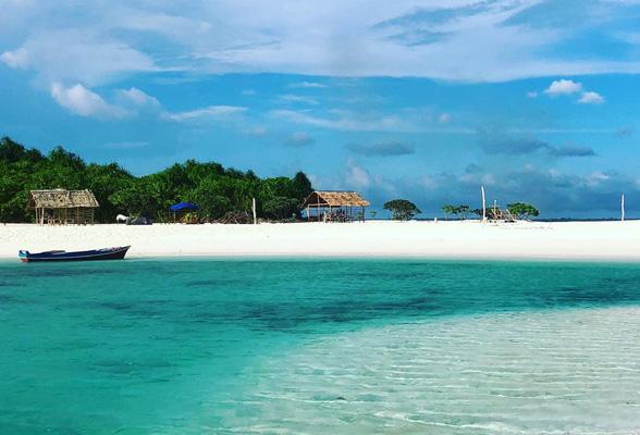 palawan adası balabac island turu