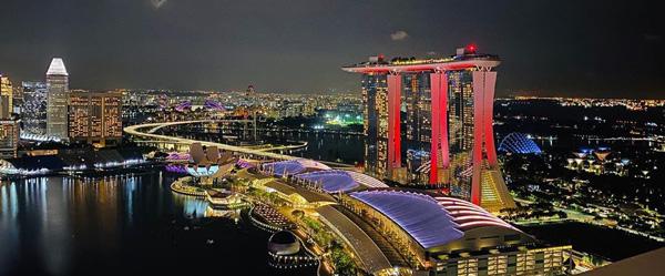 singapur gezilecek yerler level33