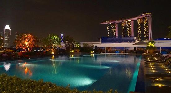 sonsuzluk havuzu olan oteller