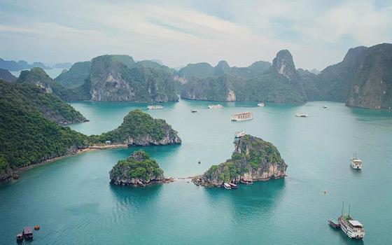 vietnam gezi rehberi ha long koyu hakkında bilgiler