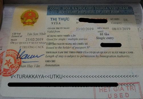 vietnam vizesi nasıl alınıt