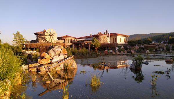 yenice vadi doğal yaşam köyü