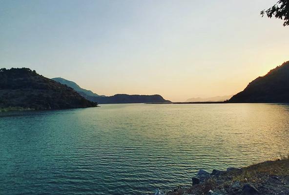 Dalyan gezi rehberi - Sülüngür Gölü