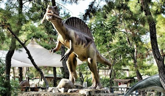 Dinopark nerede antalya kemer gezilecek yerler