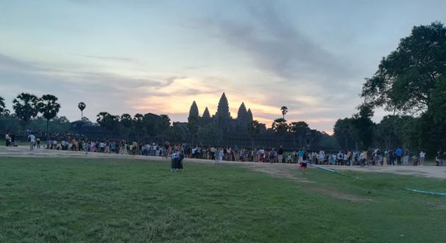 kamboçya gezi rehberi angkor wat tapınağı hakkında bilgi