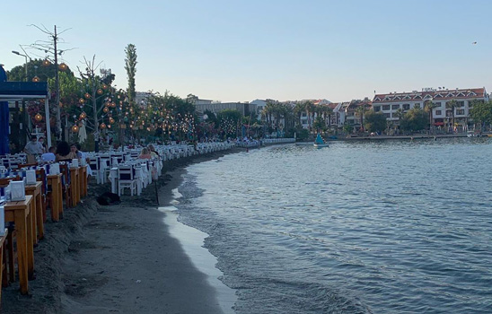 kumluk plajı ege bölgesi tatil yerleri