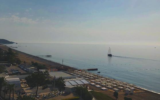 tekirova plajı denize girilecek sakin yerler