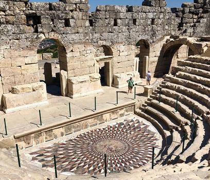 burdur gezilecek yerler kibyra antik kenti