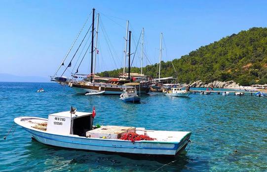 gökova körfezi tekne turları mavi yolculuk