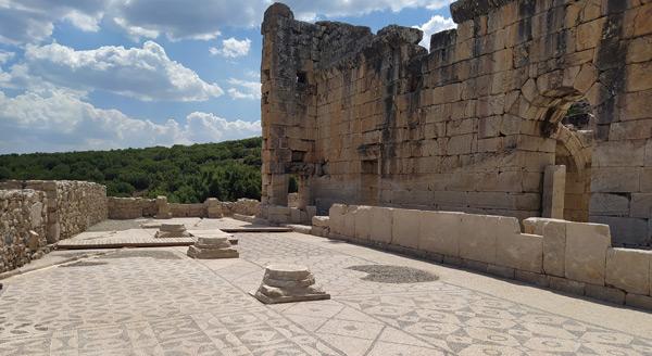 kibyra antik kenti hikayesi