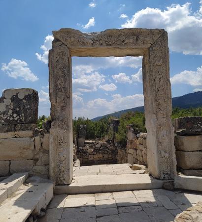 kibyra antik kenti nerede gölhisar
