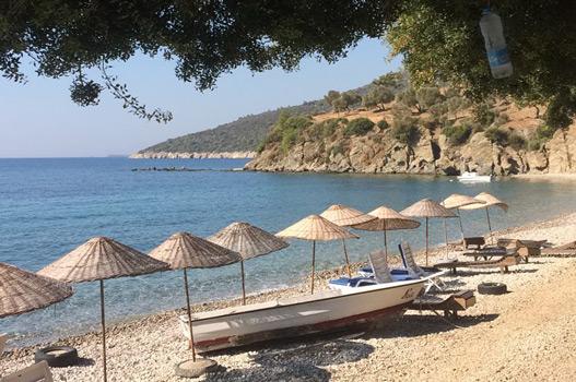 mazıköy denize girilecek sakin yerler