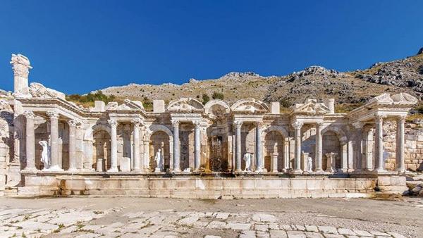 sagalassos antik kenti ağlasun