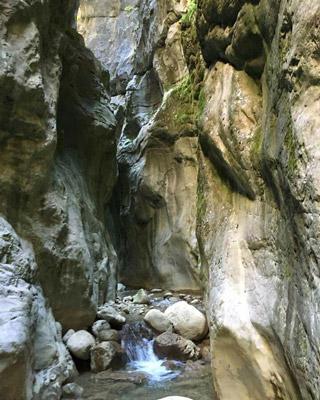 aksu yaka kanyonu