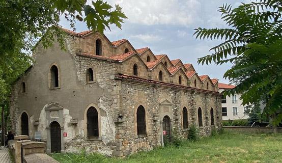 aya baniya kilisesi gezi rehberi ısparta merkez gezilecek yerler