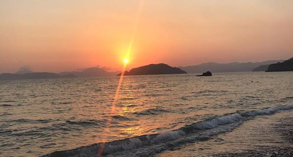 fethiye plajları gezilecek yerler turistik karaot sahili