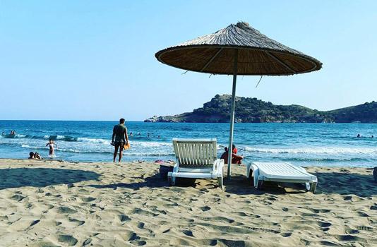 fethiye tatil yerleri dalaman sarıgerme plajı
