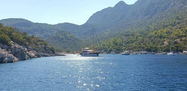 marmaris tekne turu gezilecek yerler