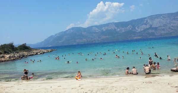 muğla gezilecek yerler gökova körfezi sedir adası kleopatra plajı gezi rehberi