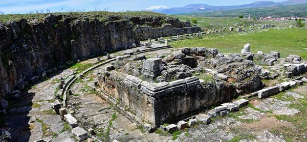 pisidia antiokheia antik kenti nasıl bir ısparta gezi rehberi