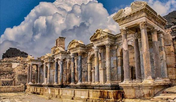 sagalassos antik kenti nerede nasıl gidilir