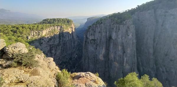 tazı kanyonu köprülü kanyon milli oarkı