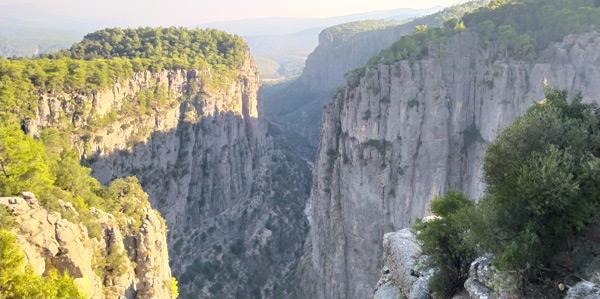 tazı kanyonu nerede nasıl gidilir