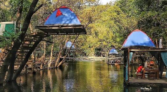 yeşilvadi doğa park ve kamp alanı fethiye gezilecek yerler