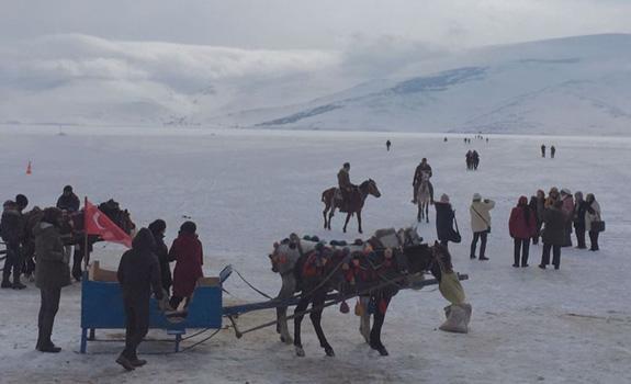 çıldır gölü türkiye'de kışın gezilecek yerler