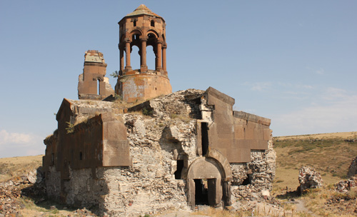 Horomos manastırı nasıl bir yer