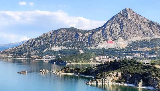 ısparta eğirdir gölü gezilecek yerler sivri tepe