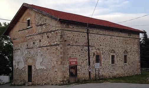Isparta tarihi yerler ayastefanos kilisesi yeşilada