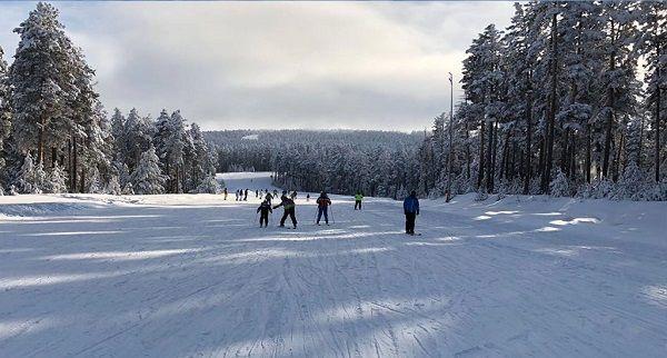 sarıkamış kayak merkezi türkiye'de kışın gezilecek yerler