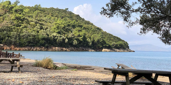 Dilek Yarımadası Büyük Menderes Deltası Milli Parkı giriş ücreti Kuşadası plajları ve koyları kamp alanları