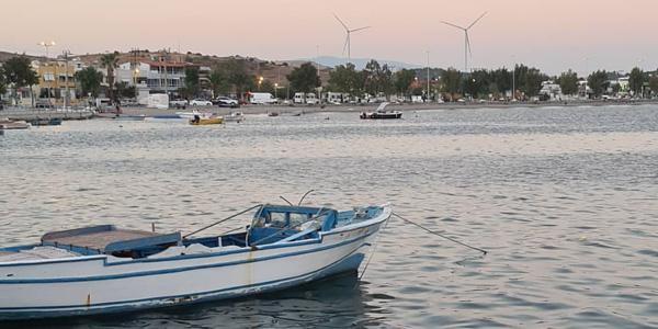 İzmir çevresinde gezilecek yerler Çandarlı tatil köyü