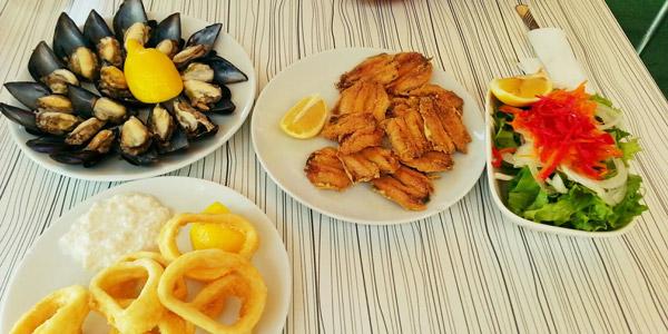 İzmir çevresinde gezilecek yerler Dikili yöresel yemekleri hakkındaki yorumlar Nerede ne yenir