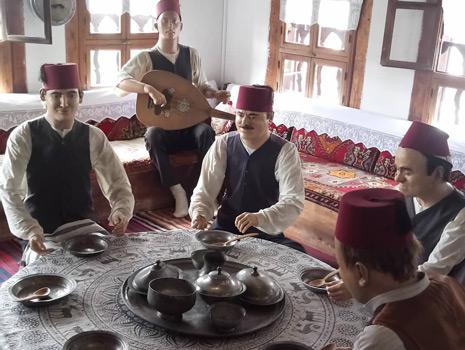 Kaymakamlar Gezi Evi Geleneksel Türk konağı Osmanlı mimarisi