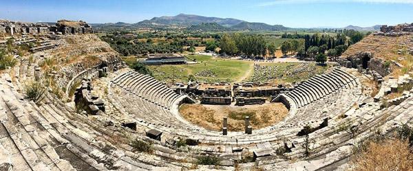 Milet Antik Kenti Didim nasıl bir yer ne yapılır Aydın gezi rehberi