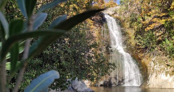Nebiler Köyü Aşıklar Şelalesi hakkındaki yorumlar Ege tatili kamp alanları