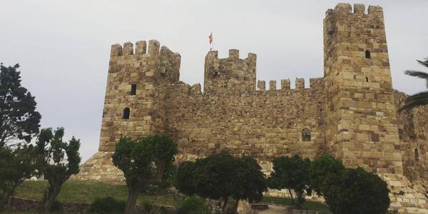 Pitane Antik Kenti nasıl bir yer İzmir tarihi turistik yerler