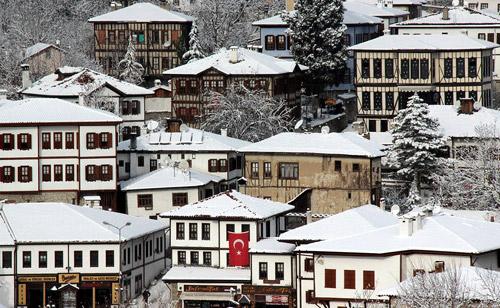 Safranbolu nerede kalınır kalınacak yerler oteller nasıl gidilir